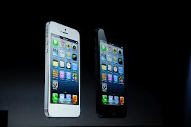 iPhone 5 : The thinnest, lightest, fastest iPhone ever