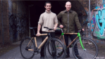 Berlin company build bamboo bikes -marketexpress