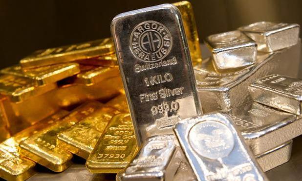 silver-gold-precious-metal-dax