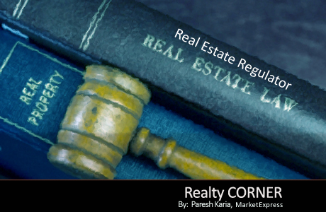Real estate regulator