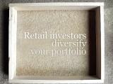 Retail investors diversify your portfolio