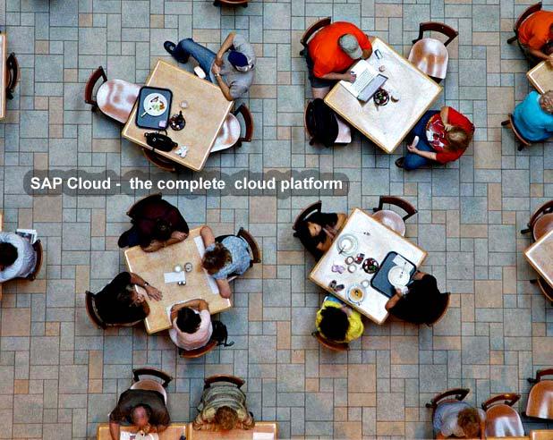 SAP Cloud - The Complete Cloud Platform