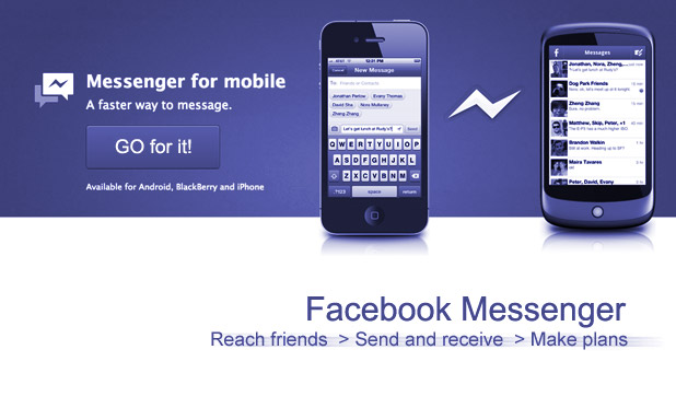 Facebook Messenger MarketExpress