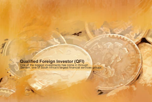 Qualified Foreign Investor Marketexpress