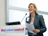 Ann Mettler, Executive Director and Co-Founder, The Lisbon Council. (Photo: Courtesy of @lisboncouncil)