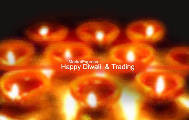 Diwali Muhrat Trading Marketexpress