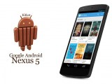 Google nexus 5 android kitkat