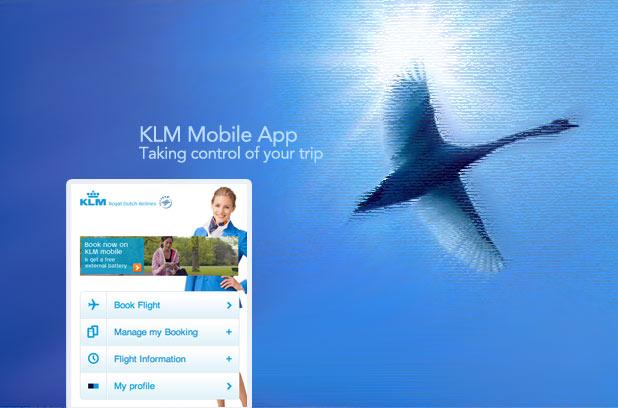 KLM Mobile App- MarketExpress