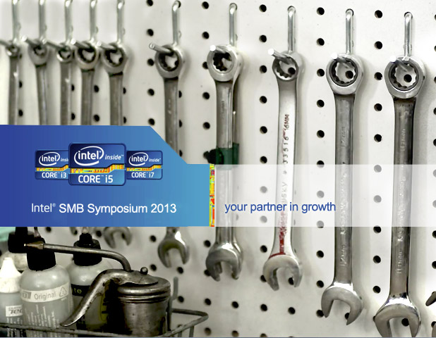 Small Medium Business Intel symposium - MarketExpress