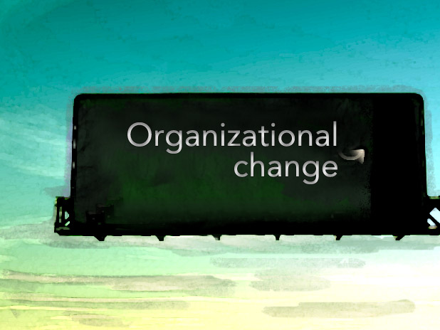 Organizational Change- MarketExpress