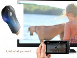 Chromecast and TV - MarketExpress
