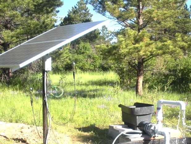 Indian Solar Water Pump-MarketExpress