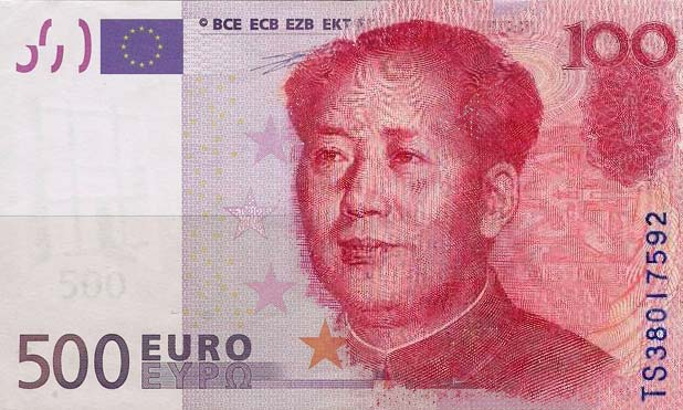 Direct Conversion Yuan and Euro-MarketExpress