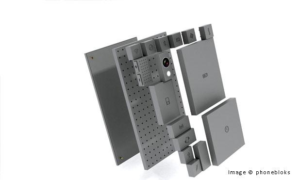 Smart Phone Phonebloks-MarketExpress