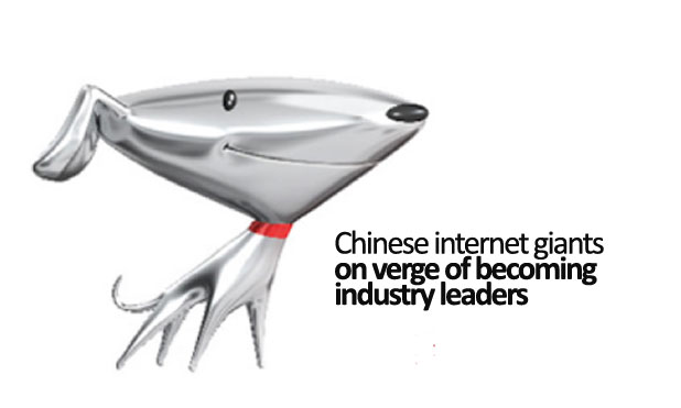 Chinese internet gaints & industry leaders-MarketExpress