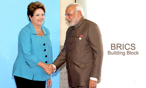 BRICS Building Block for Emerging-Markets MarketExpress-in