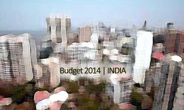 India Bidget 2014 Real Estate-MarketExpress-in
