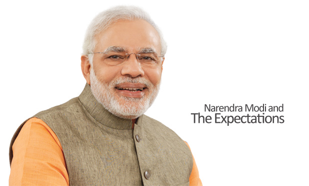 narendra modi and the expectations-MarketExpress-in