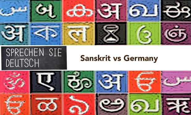 sanskrit germany regional languages-india