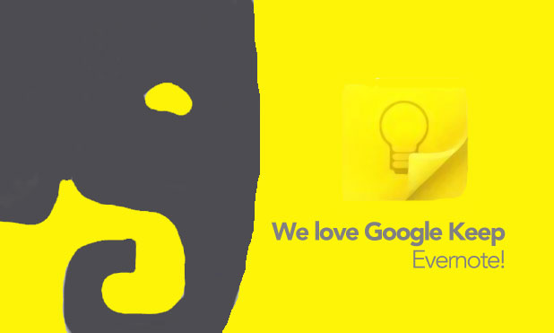 google keep evernote-MarketExpress-in