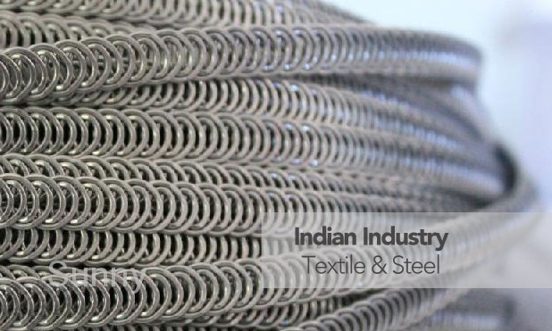 textile steel india policy behavior demographic-MarketExpress-in