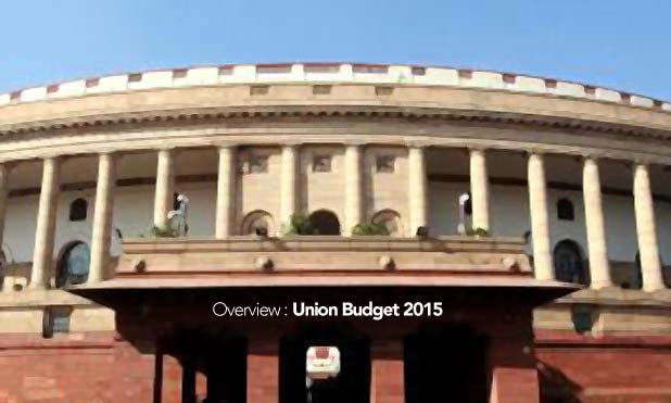 overview india union budget 2015 MarketExpress-in