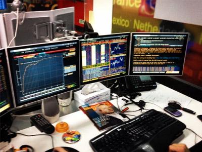 Bloomberg-Terminal