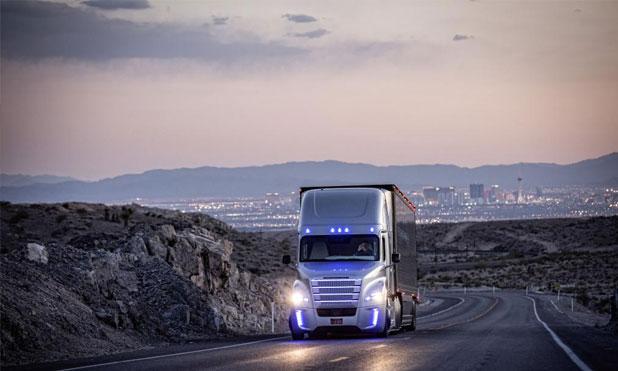 Daimler self drive trucks-MarketExpress-in