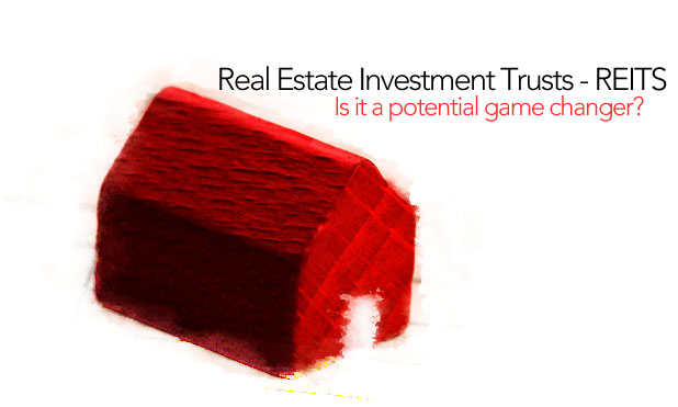 Real estate investment trusts MarketExpress-in