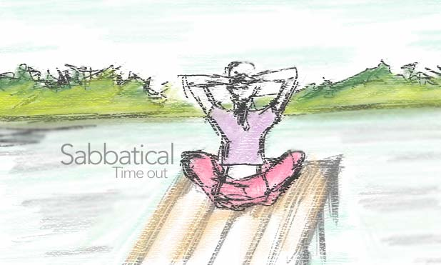 Sabbatical time out-MarketExpress-in