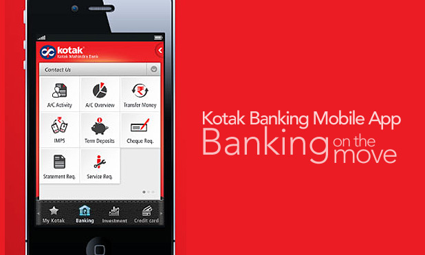 mobile banking app kotak bank MarketExpress-in