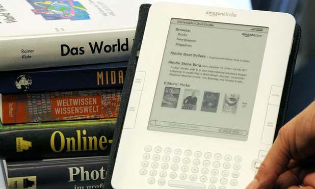 Amazon e books EU MarketExpress-in