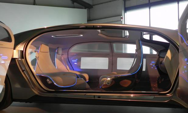The Self Driving Car In The City Of The Future Marketexpress