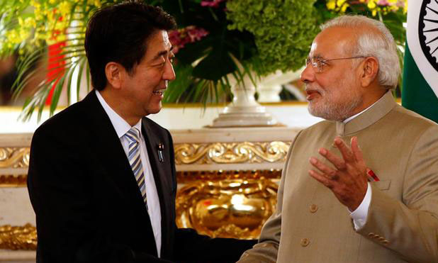 India-Japan-ties-defence-trade-marketexpress-in