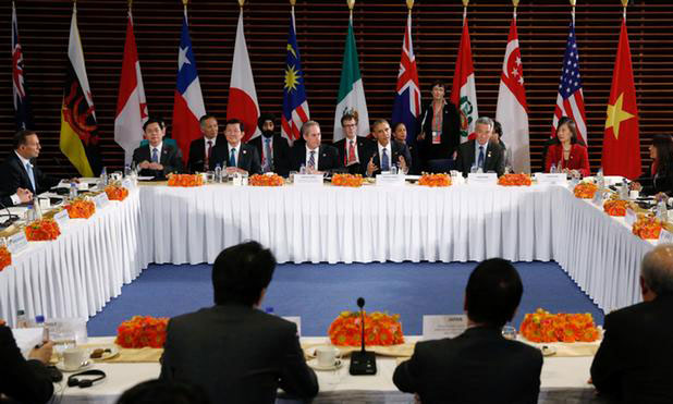 trans pacific partnership marketexpress-in