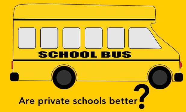 Are private schools better?