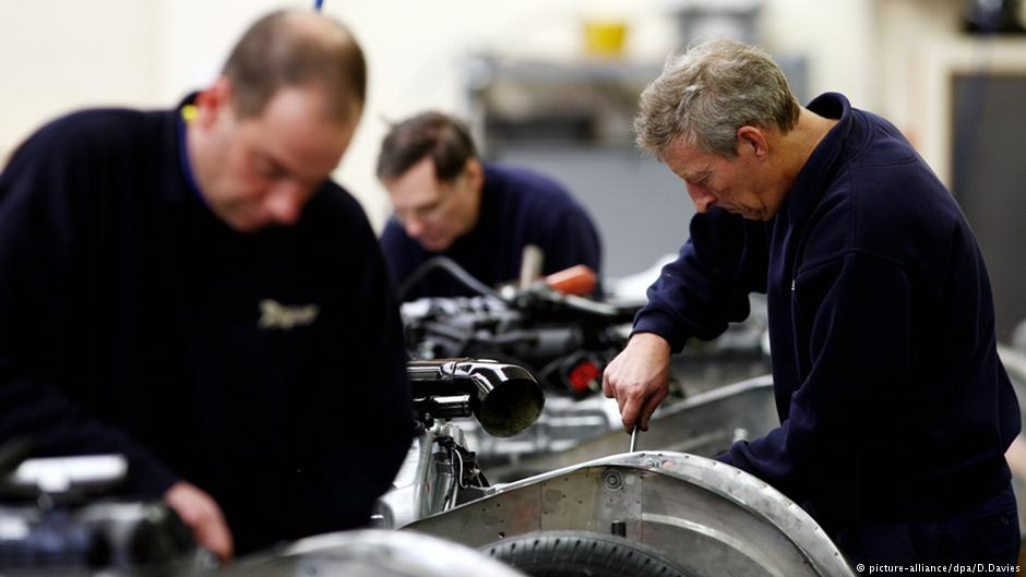 UK manufacturers: trade deal with EU crucial