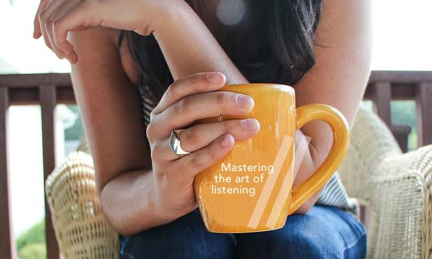 Mastering the art of listening to transform your life