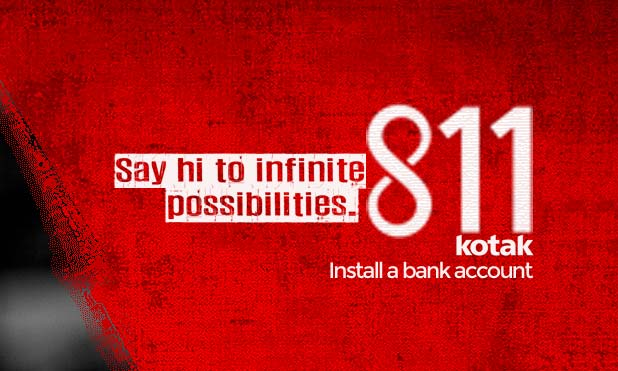 Kotak Bank 811 – The Answer to Post Demonetisation Era Banking