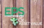 EPS Should Reflect Asset Value