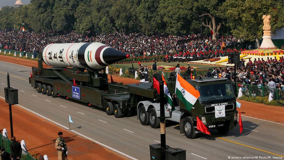 Is India turning its nuclear focus toward China?