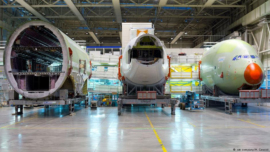 Uncertain times take Airbus back to the drawing board