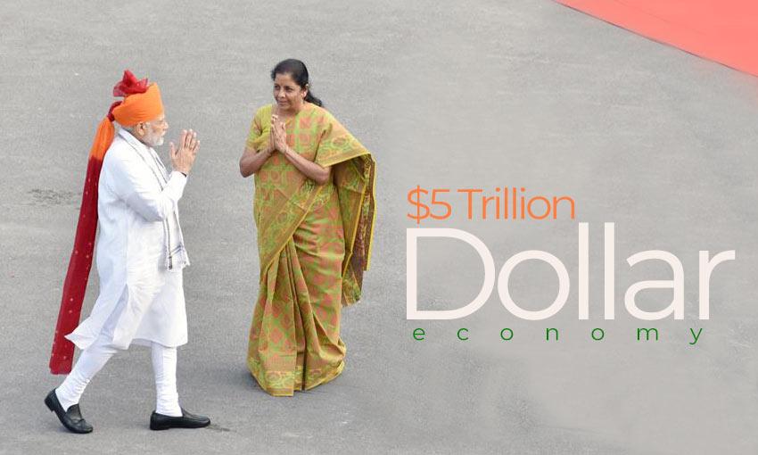 India's Budget: Road to 5 trillion-dollar economy - MarketExpress