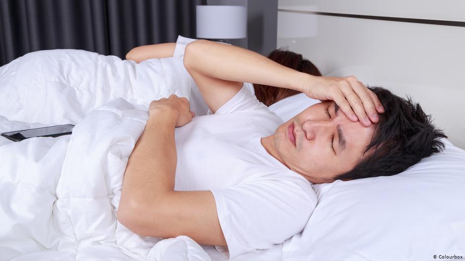 Sleep disturbance associated with heart disease and death