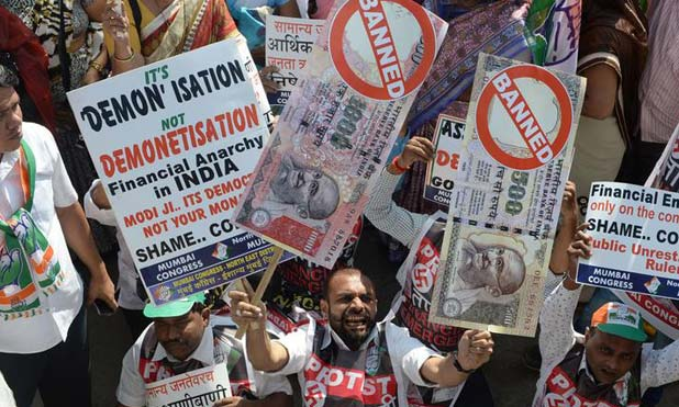 Cash And Go >> Opinion: India without cash - Modi has lost his bet - MarketExpress